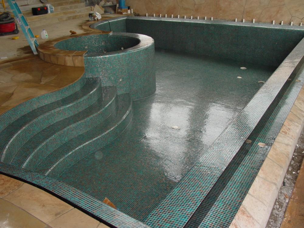 Bisazza 20.49 Legemme All Tile Swimming Pool